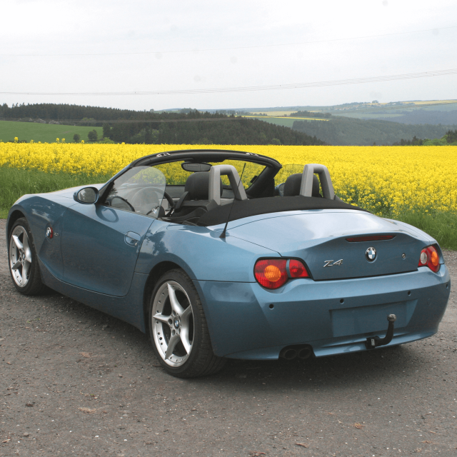 Bmw Z4 Coupe 3 0 Si: Attelage GDW Amovible Date De Fabrication -