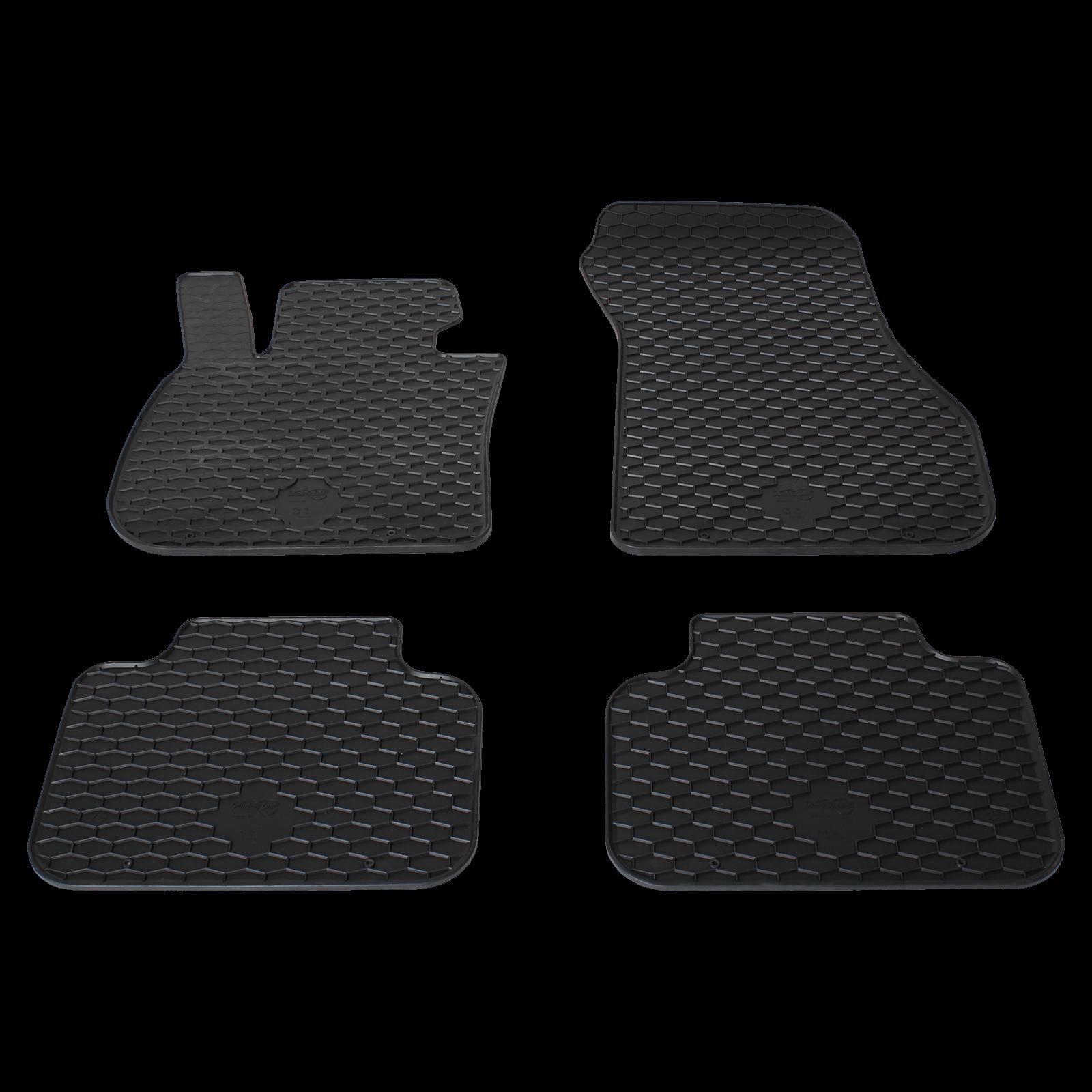 tapis de sol en caoutchouc noir pour bmw 2 active tourer. Black Bedroom Furniture Sets. Home Design Ideas