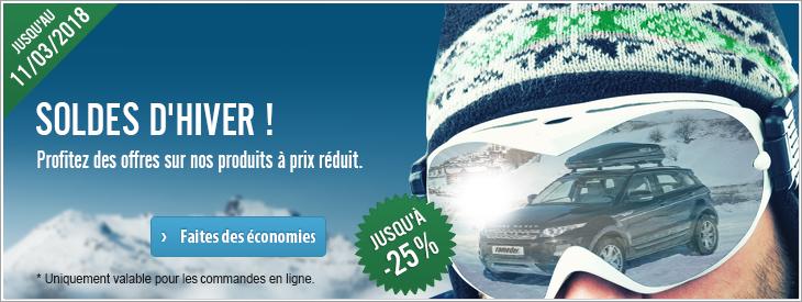 Soldes d'hiver ! Profitez des offres sur nos produits à prix réduit.